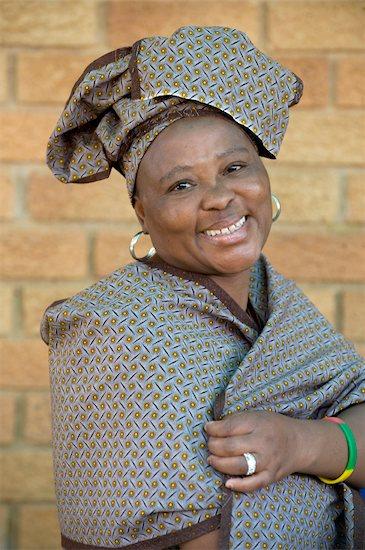 the tswana people