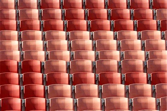 Rows of seats Stock Photo - Premium Royalty-Free, Image code: 693-03300099