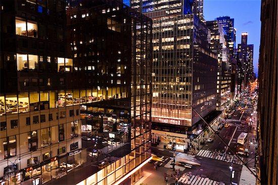 Madison Avenue, New York, New York, USA Stock Photo - Premium Rights-Managed, Artist: R. Ian Lloyd, Image code: 700-05642524