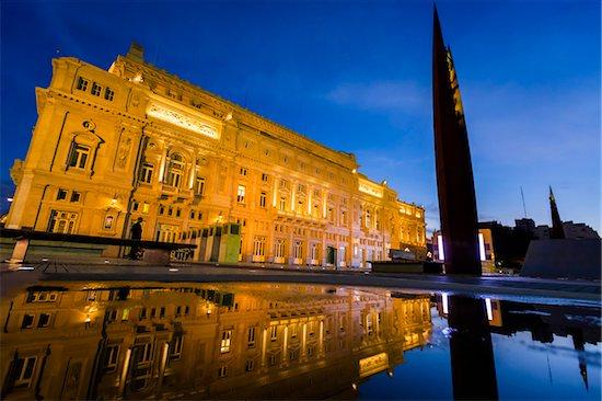 Teatro Colon, Buenos Aires, Argentina Stock Photo - Premium Rights-Managed, Artist: R. Ian Lloyd, Image code: 700-07237772