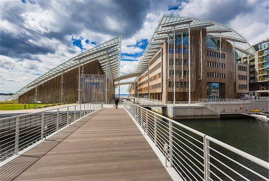 Astrup Fearnley Museum of Modern Art, Tjuvholmen, Oslo, Norway Stock Photo - Premium Rights-Managed, Artist: R. Ian Lloyd, Image code: 700-07783910