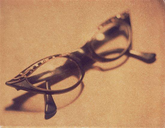 Cat's Eye Eyeglasses Stock Photo - Premium Rights-Managed, Artist: Boden/Ledingham, Image code: 700-00022797