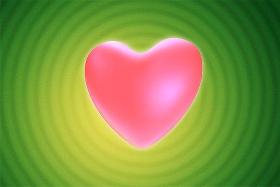 Heart Stock Photo - Premium Rights-Managed, Artist: Wei Yan, Image code: 700-00086609
