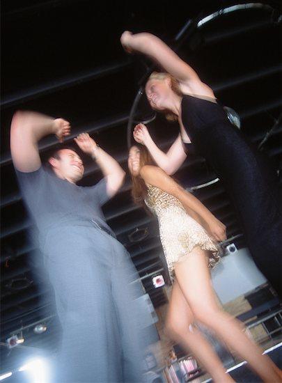 People Dancing Stock Photo - Premium Rights-Managed, Artist: Dazzo, Image code: 700-00092521