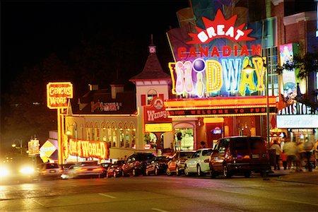 Downtown Niagara Falls Canada Stock Photos Page 1 Masterfile