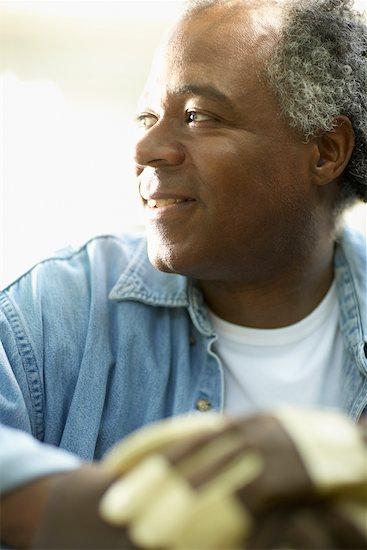 Portrait of Man Stock Photo - Premium Rights-Managed, Artist: Jerzyworks, Image code: 700-00620237