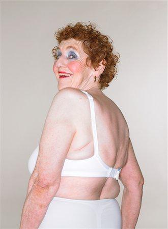 Old ladies in panties pics
