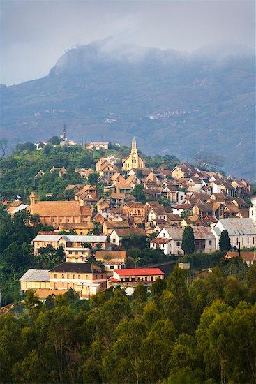 Fianarantsoa, Madagascar Stock Photo - Premium Rights-Managed, Artist: R. Ian Lloyd, Image code: 700-01112622
