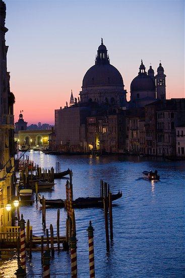Santa Maria Della Salute, Venice, Italy Stock Photo - Premium Rights-Managed, Artist: R. Ian Lloyd, Image code: 700-01185457