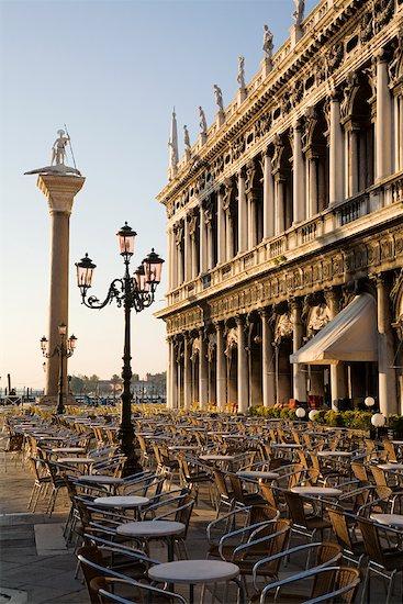 St. Mark's Square, Venice, Italy Stock Photo - Premium Rights-Managed, Artist: R. Ian Lloyd, Image code: 700-01185474