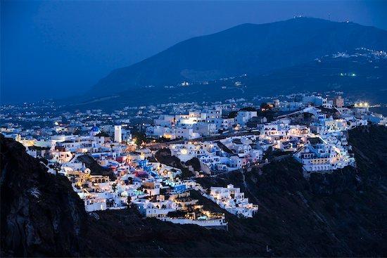 Santorini, Greece Stock Photo - Premium Rights-Managed, Artist: R. Ian Lloyd, Image code: 700-01235349