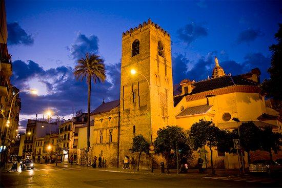 Catholic Church, Seville, Spain Stock Photo - Premium Rights-Managed, Artist: R. Ian Lloyd, Image code: 700-01879874