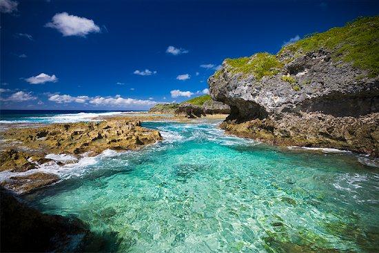 Namakulu Sea Track, Niue Island, South Pacific Stock Photo - Premium Rights-Managed, Artist: R. Ian Lloyd, Image code: 700-01880057