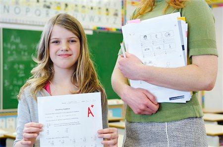 Image result for teacher grading test