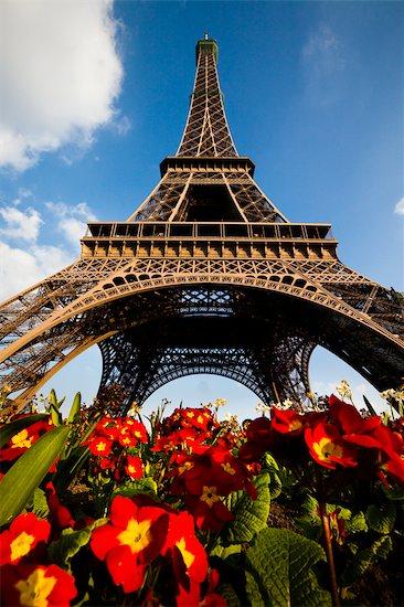 Eiffel Tower, Paris, Ile de France, France Stock Photo - Premium Rights-Managed, Artist: R. Ian Lloyd, Image code: 700-03068967