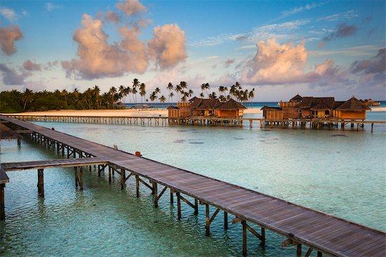 Soneva Gili Resort, Lankanfushi Island, North Male Atoll, Maldives Stock Photo - Premium Rights-Managed, Artist: R. Ian Lloyd, Image code: 700-03244238