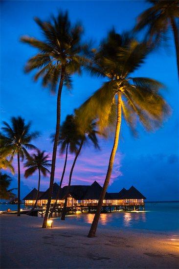Soneva Gili Resort, Lankanfushi Island, North Male Atoll, Maldives Stock Photo - Premium Rights-Managed, Artist: R. Ian Lloyd, Image code: 700-03244264