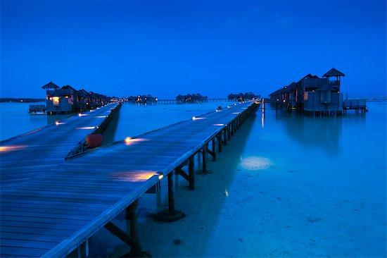 Soneva Gili Resort, Lankanfushi Island, North Male Atoll, Maldives Stock Photo - Premium Rights-Managed, Artist: R. Ian Lloyd, Image code: 700-03244262