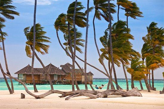 Soneva Gili Resort, Lankanfushi Island, North Male Atoll, Maldives Stock Photo - Premium Rights-Managed, Artist: R. Ian Lloyd, Image code: 700-03403844