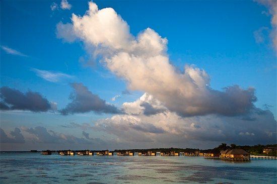 Soneva Gili Resort, Lankanfushi Island, North Male Atoll, Maldives Stock Photo - Premium Rights-Managed, Artist: R. Ian Lloyd, Image code: 700-03403841