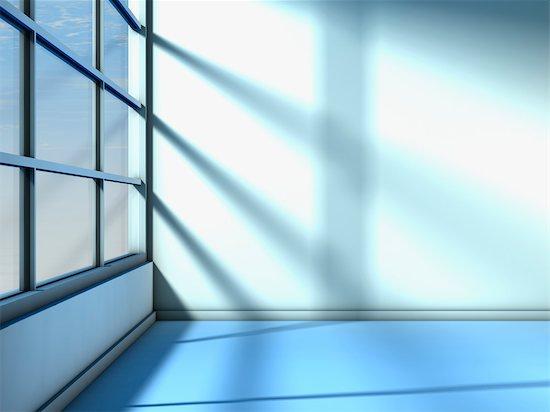 Daylight Through Window Stock Photo - Premium Rights-Managed, Artist: Huber-Starke, Image code: 700-03451445