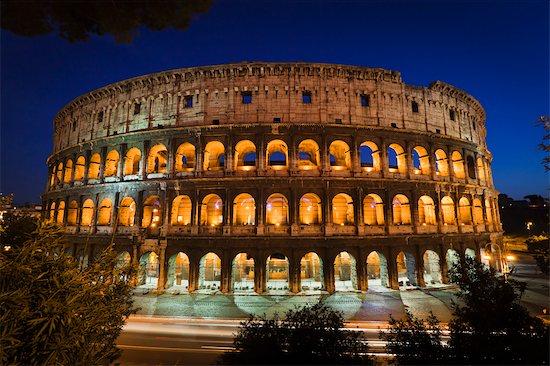 Colosseum, Rome, Italy Stock Photo - Premium Rights-Managed, Artist: R. Ian Lloyd, Image code: 700-03639116