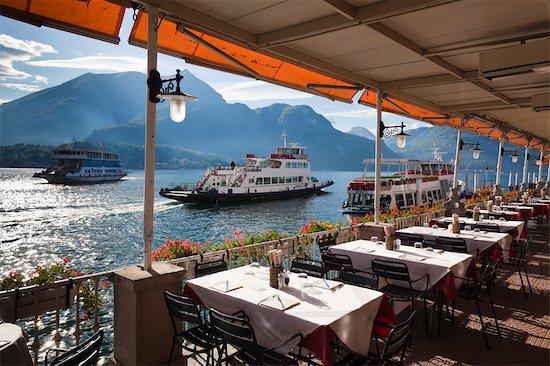 Bellagio, Lake Como, Province of Como, Lombardy, Italy Stock Photo - Premium Rights-Managed, Artist: R. Ian Lloyd, Image code: 700-03660175