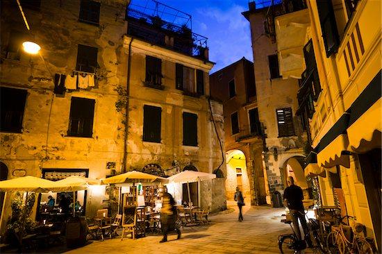 Monterosso al Mare, Cinque Terre, Ligurian Coast, Italy Stock Photo - Premium Rights-Managed, Artist: R. Ian Lloyd, Image code: 700-03696798