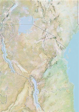 Physical geography burundi Stock Photos Page 1 Masterfile